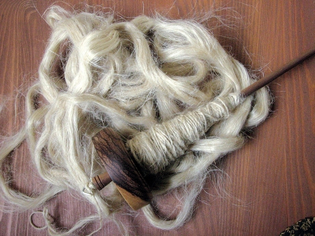 Hemp, spindle, fibre